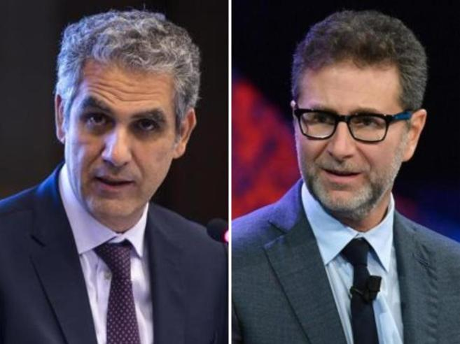 Presidente Rai contro Fazio:  «Ha perso la carica innovativa, compenso troppo alto»