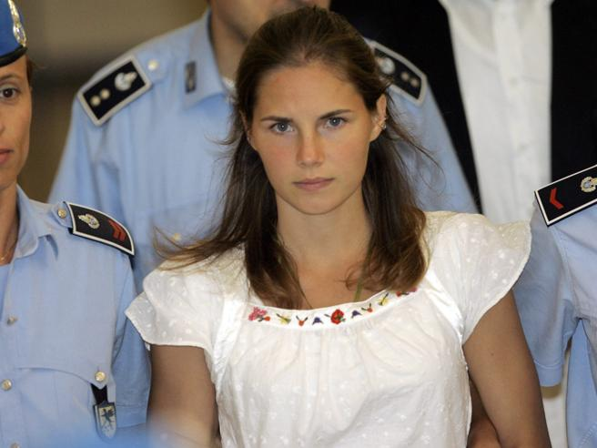 Amanda Knox torna in Italia per il  Festival della giustizia penale