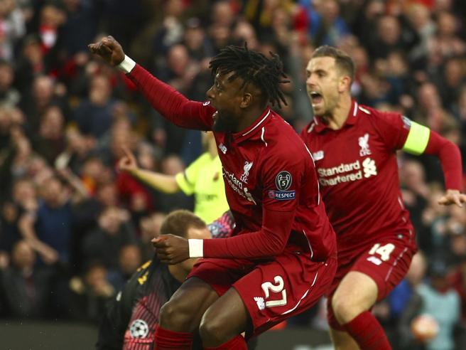 Liverpool-Barcellona 4-0:  rimonta da leggenda dei Reds, la finale è loro