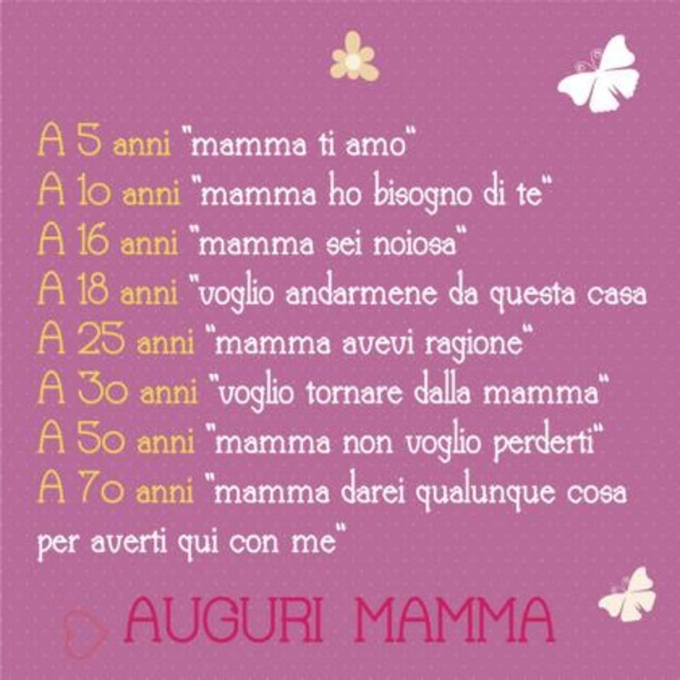 Frasi Per La Festa Della Mamma Gli Auguri Via Whatsapp Corriere It