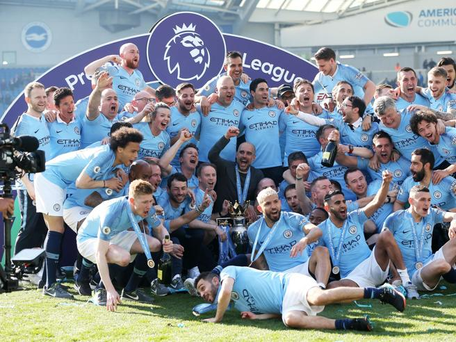 Guardiola si consola, la Premier League è del Manchester City