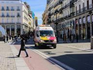 Febbre alta, dolore, il terrore di avere la tubercolosi: Pronto Soccorso a Madrid