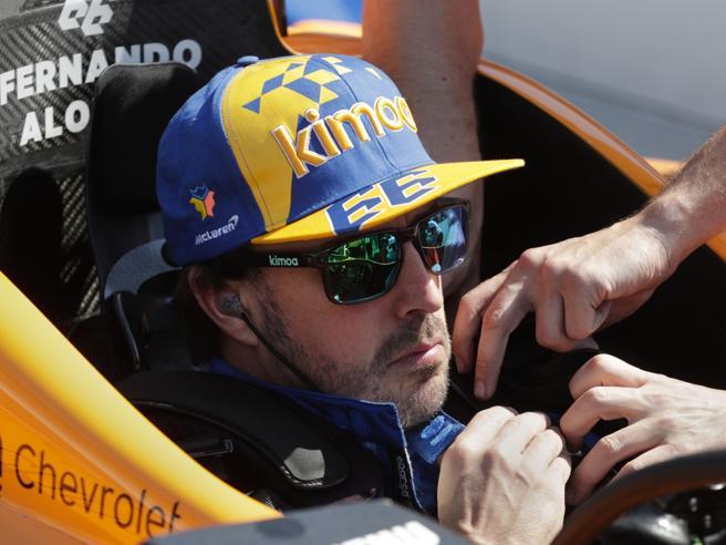 Alonso non si qualifica alla 500 Miglia di Indianapolis