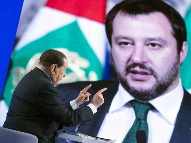 Europee: la sfida Berlusconi-SalviniComunali: il Pd e la destra che avanza