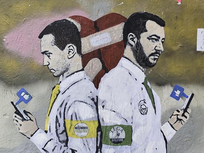 L'editoriale sul voto delle EuropeeGemelli di governo, la prova della verità
