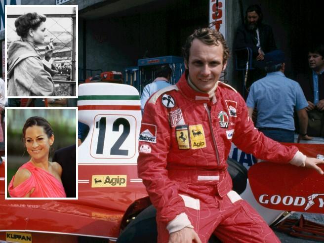 Niki Lauda e quei due reni donati in famiglia. Gli amori di una vita: Marlene, Birgit e qualche sbandata