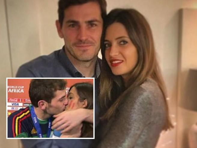 Sara Carbonero e Iker Casillas, dal bacio in diretta tv alla malattia: storia di un amore