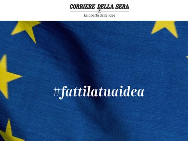 Corriere.it, per le Europee oggi e domani sito aperto senza limiti  ai non abbonati E dalle 22 di questa sera la diretta tv