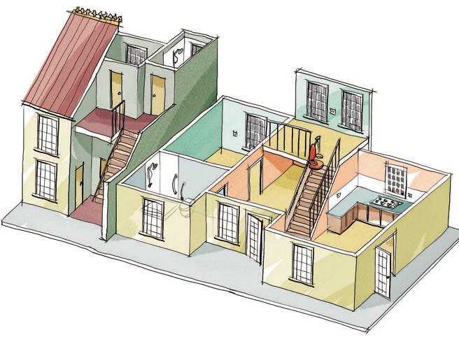 Casa la compri in costruzione con fidejussione e pre for Casa corriere