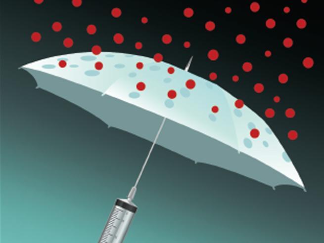 Dal morbillo all'HivLe malattie infettive più gravi raccontate con un disegno
