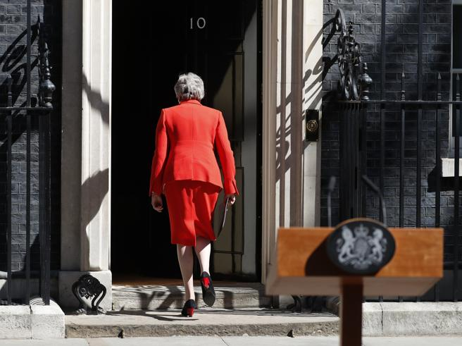 Theresa May: tenace e sola. Non era la nuova Thatcher