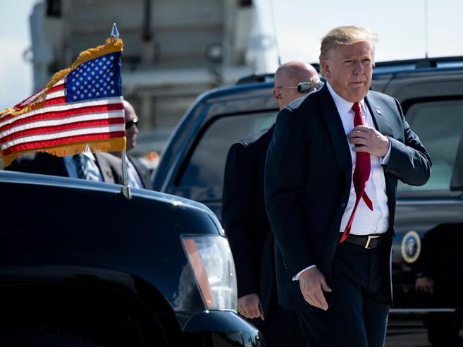 Usa, giudice federale blocca parzialmente il muro di Trump