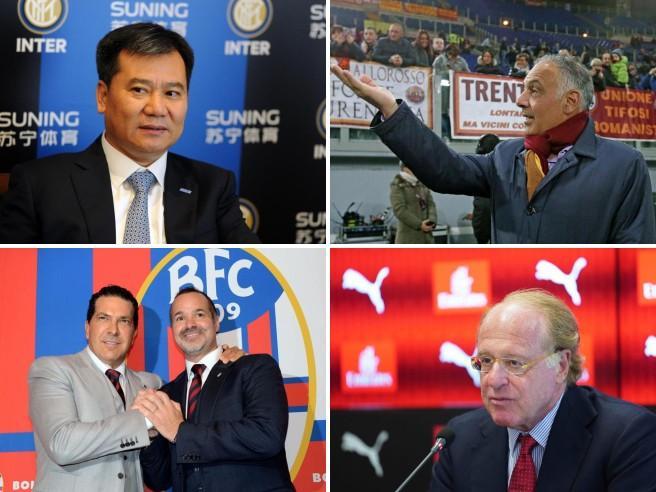 Fiorentina verso la cessione agli americani, tutte le altre squadre di A (e le big europee) in mano agli stranieri