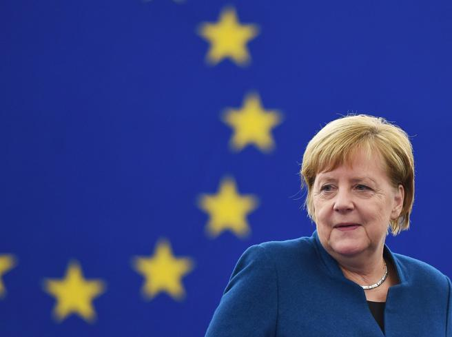 Elezioni Europee 2019, in Germania per gli exit poll Cdu del