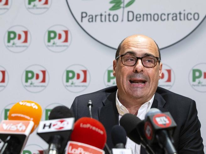 Zingaretti passa  il primo test:  «Siamo noi il solo argine ai populisti»