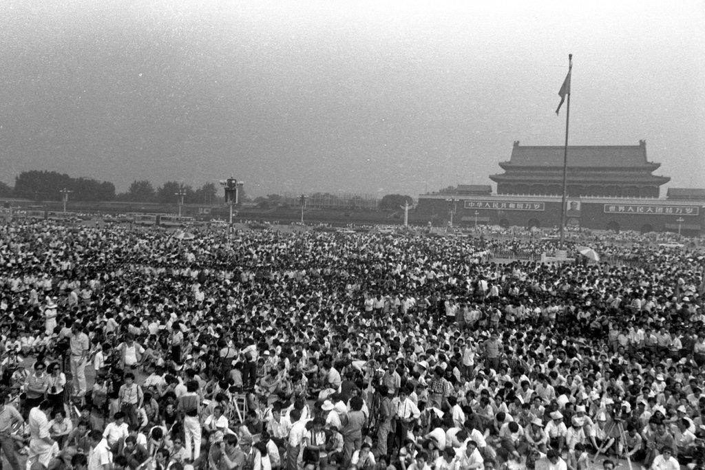 Risultati immagini per piazza tienanmen massacro