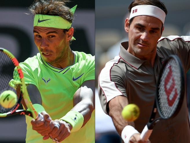 Federer-Nadal, la sfida infinitaoggi vale più della finale di Parigi