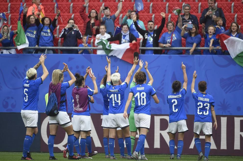 Risultati immagini per italia australia calcio femminile
