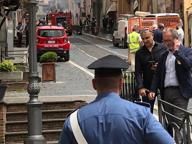 Rocca di Papa: gas, terrore e feriti Operai in fuga, il giallo dello straccio