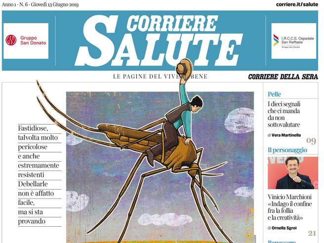 Su Corriere Saluteoggi in edicola gratis  «Perché le donne fanno fatica a dimagrire?»