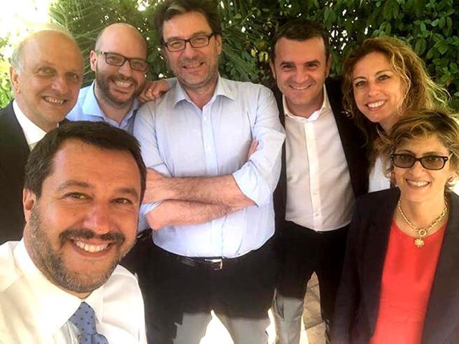 Salvini e la tenuta del governo:«Voglio provarci fino alla fine»