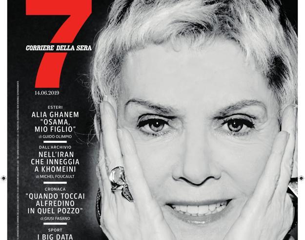 Sul nuovo 7 in edicola venerdìIl ritorno di Caterina Caselli: «Ho ...