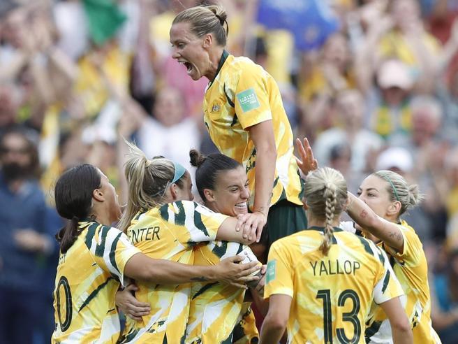 Mondiali: Australia-Brasile 3-2, a Montpellier si celebra il Maracanazo delle donne