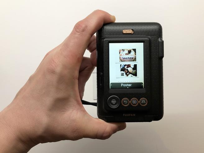 Abbiamo provato la Instax Mini LiPlay, l'istantanea che fa foto che si «ascoltano»