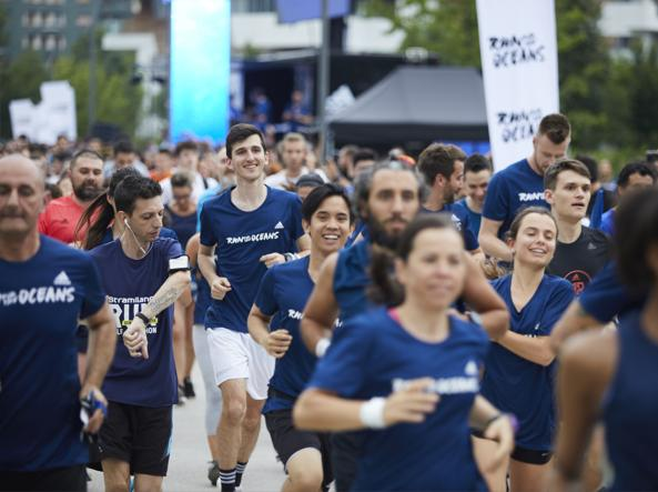Run for the Oceans: da Max Allegri e Ivan Zaytsev, di corsa per salvare gli oceani dalla plastica