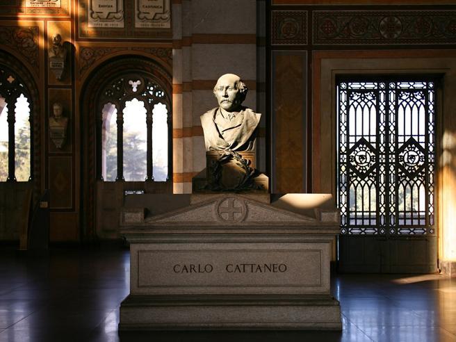 Carlo Cattaneo morì 150 anni faUn padre d'Italia  ancora attuale