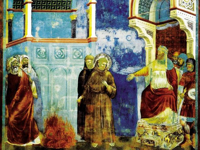 Su «la Lettura» (e a teatro) San Francesco rivede il sultano