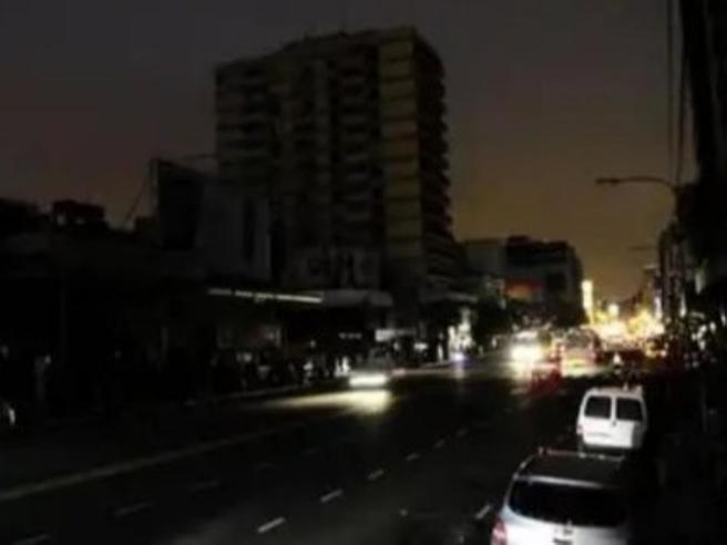 Blackout in Argentina, Uruguay, Brasile:  50 milioni senza luce