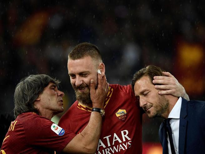 Totti dice basta, ha vinto BaldiniAddio alla Roma dei romanisti