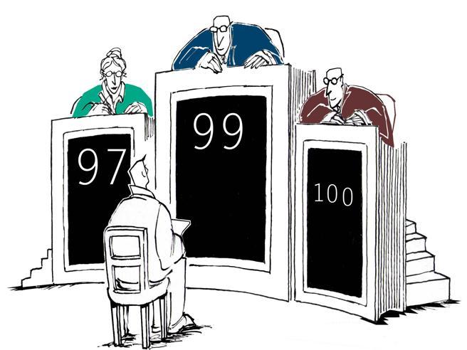 Quei voti troppo alti Scuola senza unità nazionale