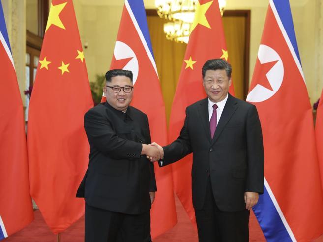 L'«imperatore» Xi a Pyongyang Una carta da giocare con Trump