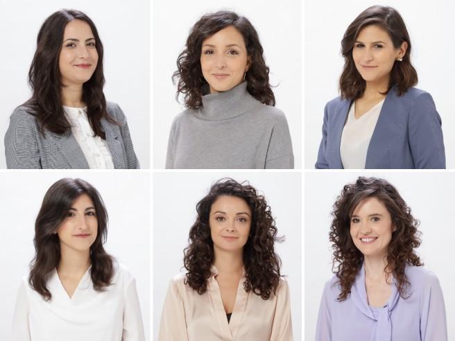 La scommessa delle scienziate«Vogliamo restare  in Italia»
