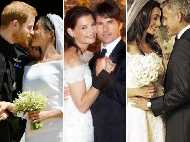 I matrimoni più costosi: Harry e Meghan battono tutti