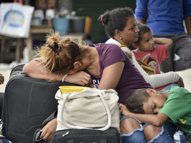 Più di 70 milioni in fuga. Richieste di asilo record dal  Venezuela
