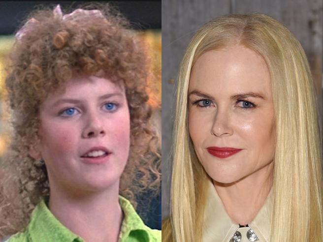 Nicole Kidman compie 52 anni: com'è cambiata dal debutto a oggi