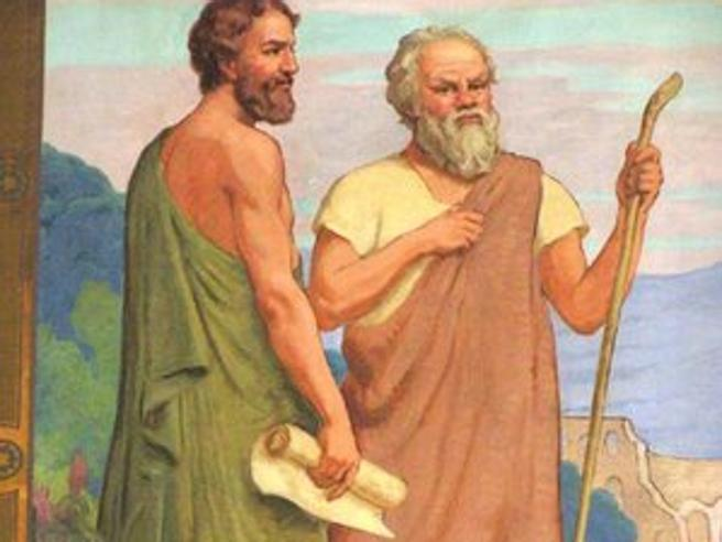 «Come Socrate e Platone»: gli azzardi di Savona e Lotito sui filosofi greci