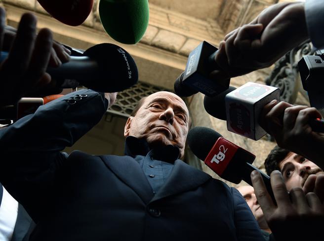 Silvio Berlusconi: «Carfagna e Toti nuovi coordinatori di