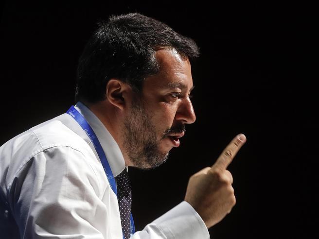 Salvini: 'Maledetta ladra, basta figli'. Il post del ministr