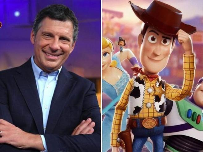 «Toy Story 4», il primo senza la voce di Fabrizio Frizzi