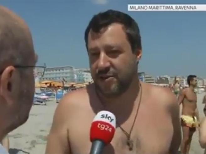 """Salvini vuole """"anticipare"""" la manovraDi Maio: «Dove sono le coperture?»"""