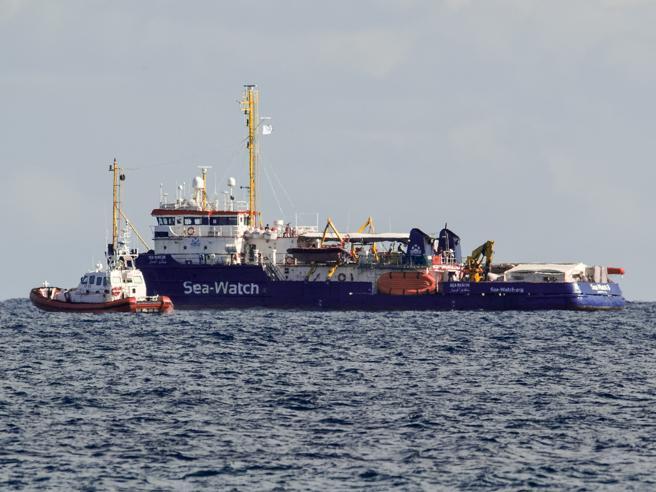 Sea Watch, la Corte di Strasburgo chiede chiarimenti al governo italiano