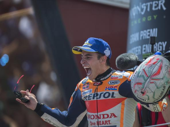 Marc Marquez (Getty)
