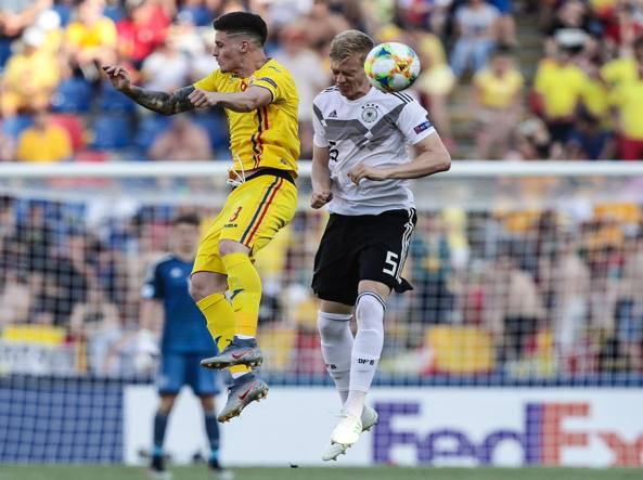 Calendario Rumeno.Europeo Under 21 Germania In Finale Battuta 4 2 La Romania