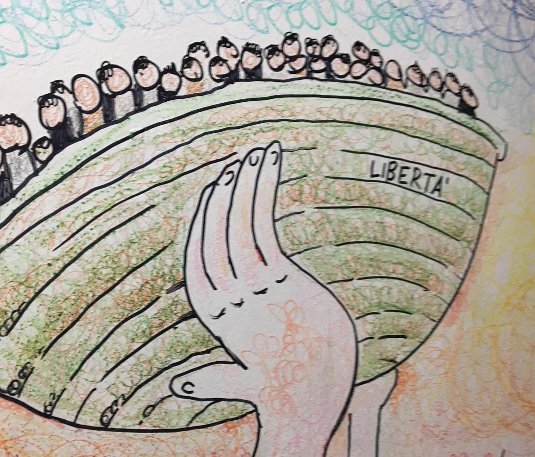 disegno di Luca Dalisi