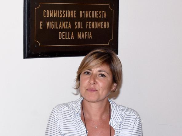 Fiammetta Borsellino, 46 anni