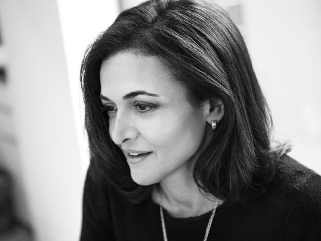 Sheryl Sandberg: «Io decido da leader, non da donna femminista»